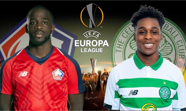 LOSC-Celtic : les compositions officielles !