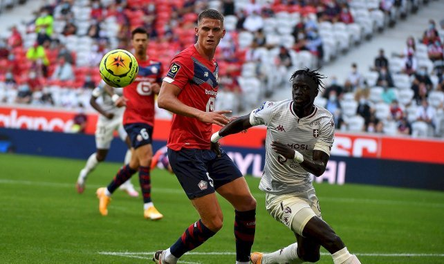 Sven Botman s'engage définitivement au LOSC