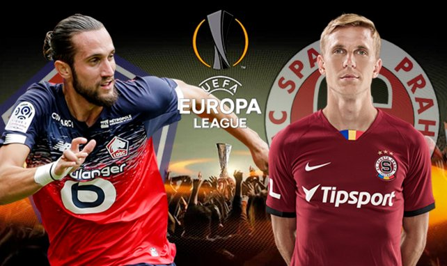 Ligue Europa : Suivez Lille - Sparta Prague en direct