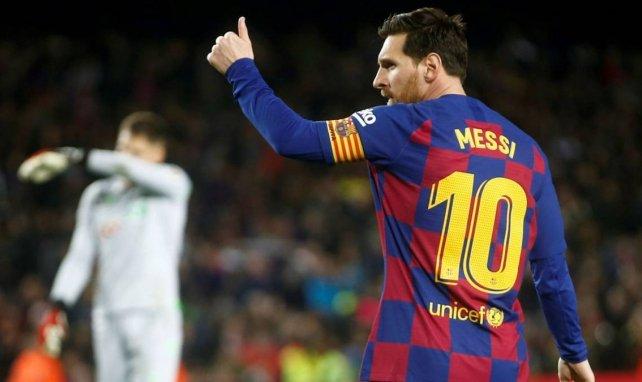 Barça : la clause de départ de Lionel Messi est passée