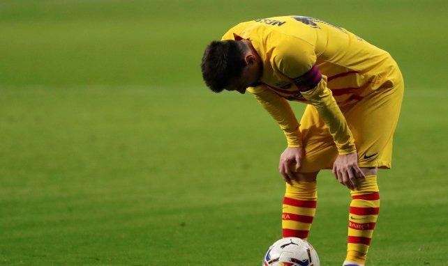 Barça : Lionel Messi ne figure déjà plus dans la liste des joueurs sur le site officiel