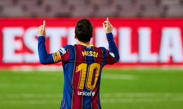 Barça : Lionel Messi proche d'égaler le record de Pelé