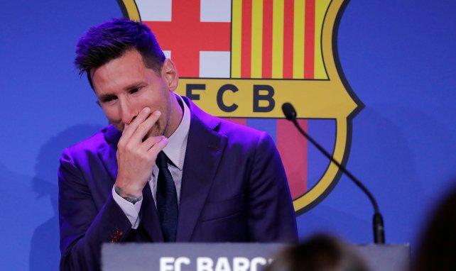 FC Barcelone : Eduard Romeu revient sur la non-prolongation de Lionel Messi