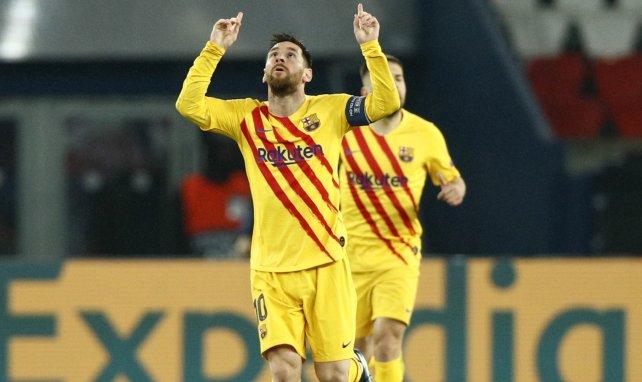Barça : Leo Messi réagit à la victoire en Copa del Rey