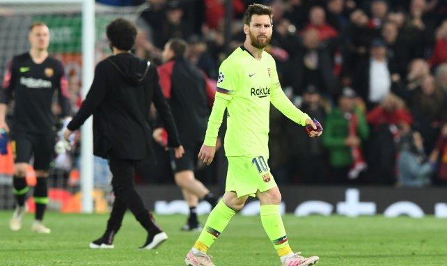 Coronavirus : le terrible constat de Lionel Messi