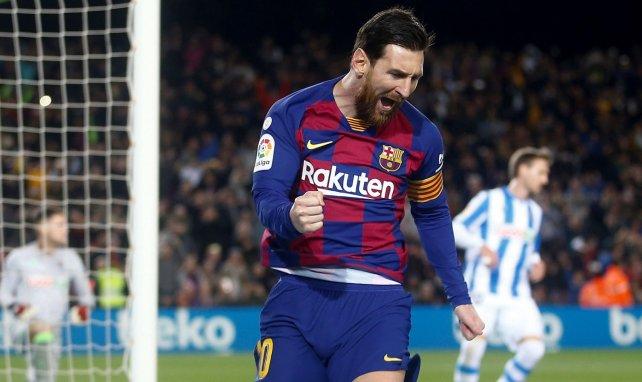 Lionel Messi est arrivé à Barcelone, prolongation imminente