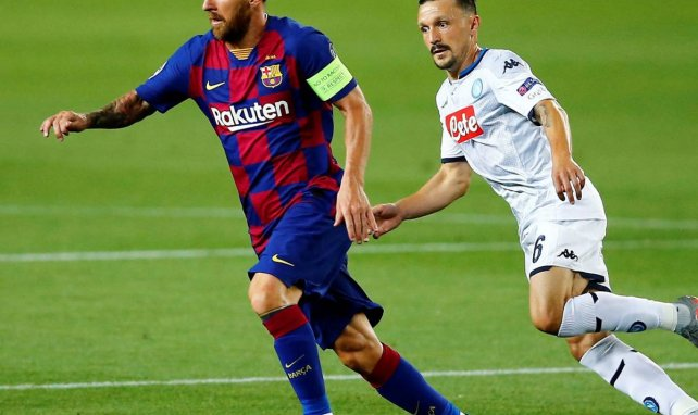 Lionel Messi Mario Rui