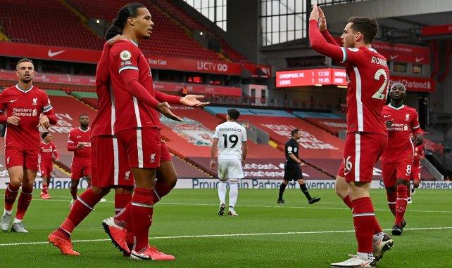 Carabao Cup : Liverpool ne fait qu'une bouchée de Lincoln, Manchester City souffre face à Bournemouth