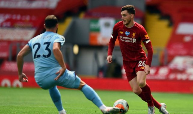 Liverpool officialise l'arrivée de Konstantinos Tsimikas — International
