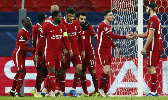 Liverpool à l'heure de la reconstruction