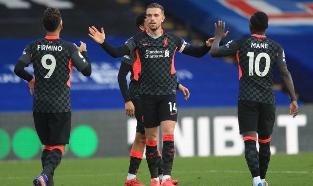 Liverpool a déroulé contre Crystal Palace