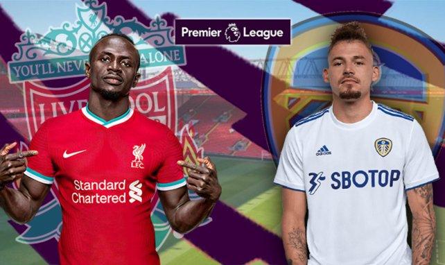 Liverpool affronte Leeds en 1re journée de Premier League 2020/2021
