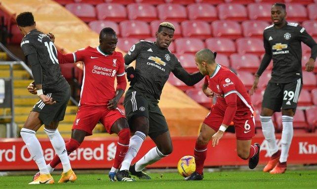 PL : Liverpool et Manchester United dos à dos