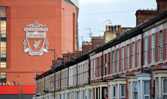 Stade Liverpool Anfield Road