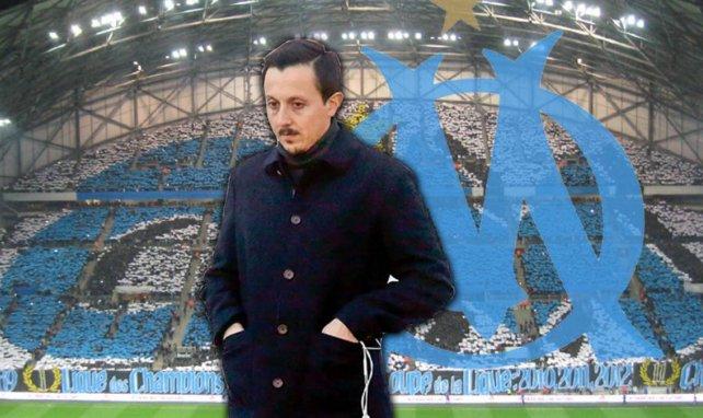 Pablo Longoria est le nouveau directeur du football de l'OM