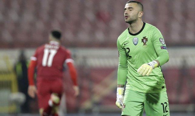Anthony Lopes et le Portugal tenus en échec