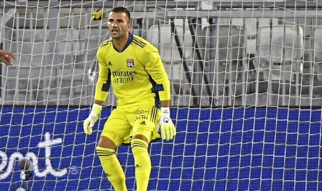 OL : Juninho défend Anthony Lopes