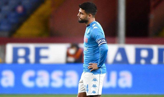 Serie A : Naples gagne à Florence et reprend la 3e place