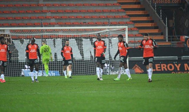 Ligue 1 : Nîmes-Lorient reporté