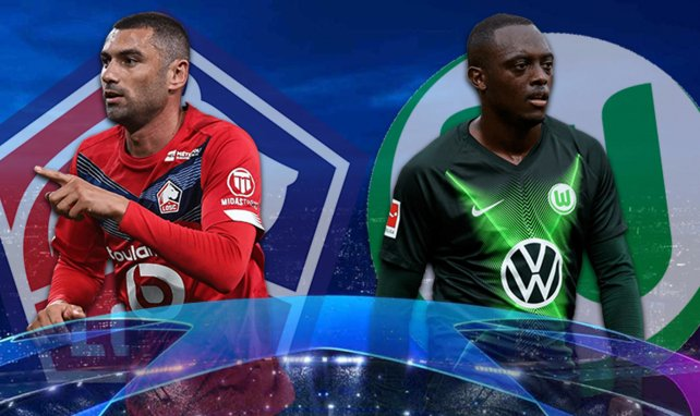 LOSC - Wolfsbourg : les compositions probables