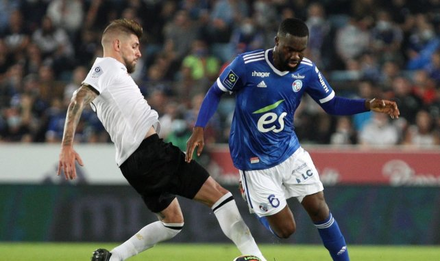 Ligue 1 : le LOSC et Jonathan David s'imposent sur le fil à Strasbourg