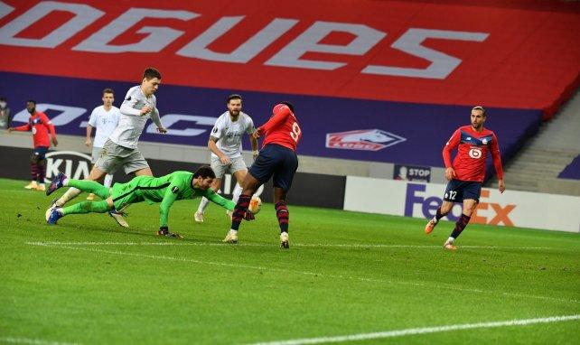Ligue Europa : Lille se qualifie pour les seizièmes de finale grâce à Burak Yilmaz, l'AC Milan valide aussi son ticket