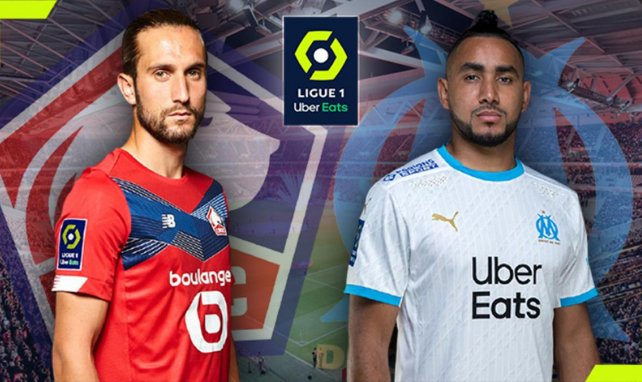 LOSC-OM : les compositions officielles
