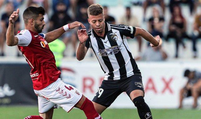 L'OM pose 7,5 M€ sur la table pour Lucas Fernandes