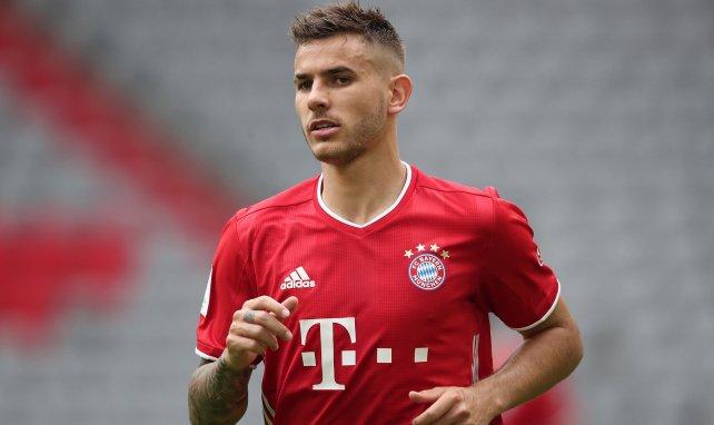 Lucas Hernandez sous les couleurs du Bayern