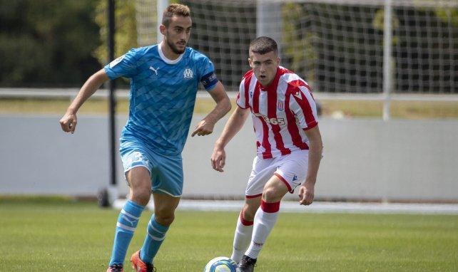 OM : Lucas Perrin proche du CSKA Sofia ?