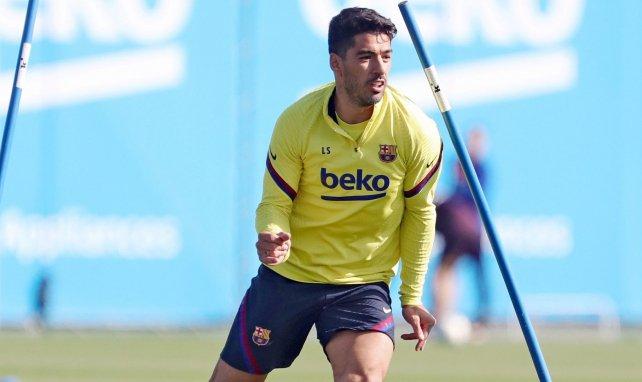 Barça : où en est Luis Suarez ?