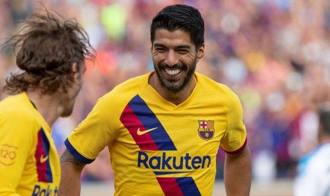 Le Barça annonce un accord avec l'Atlético Madrid pour Luis Suarez !