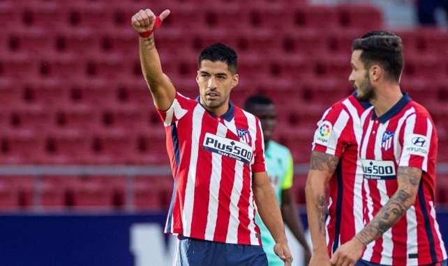 Atlético : Luis Suarez fait bien mieux que ses prédécesseurs