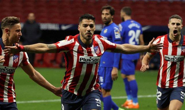 Atlético : Luis Suarez en veut encore au Barça