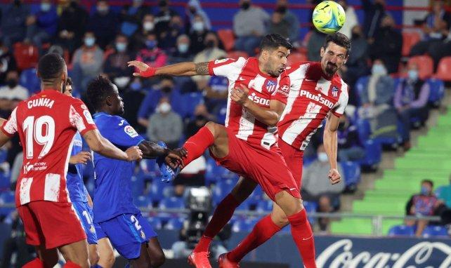 Liga : l'Atlético Madrid s'impose à Getafe grâce à Luis Suarez