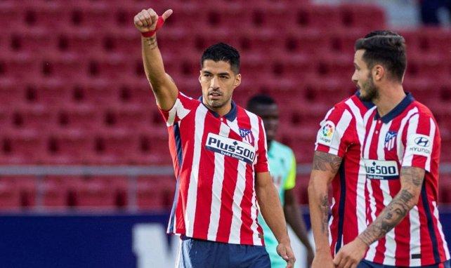 Atlético de Madrid : Luis Suarez fait encore des merveilles