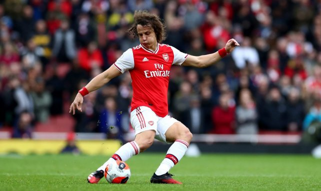 Arsenal : David Luiz veut rester