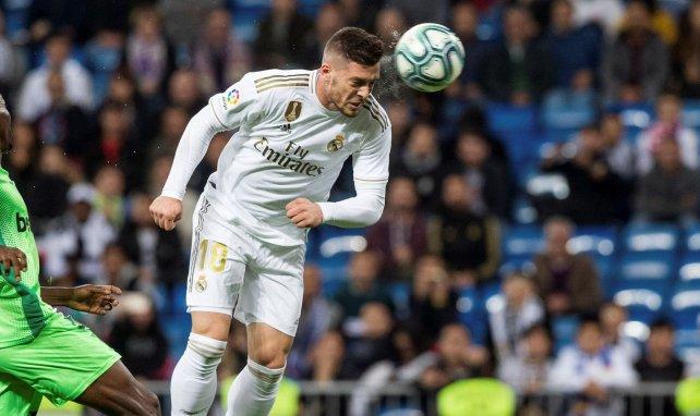 Le Real Madrid est prêt à brader Luka Jovic