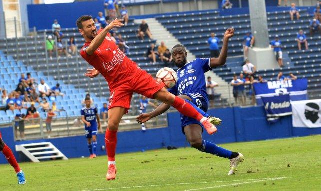Ligue 2 : match nul entre Bastia et Nîmes pour le lancement de la saison