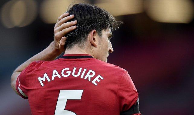 Manchester United : nouvelle rassurante pour Harry Maguire