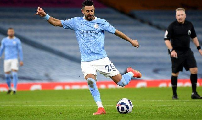 Manchester City : Riyad Mahrez et la double confrontation particulière contre le PSG