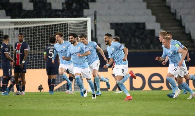Man City : Riyad Mahrez revient sur son coup-franc chanceux contre le PSG