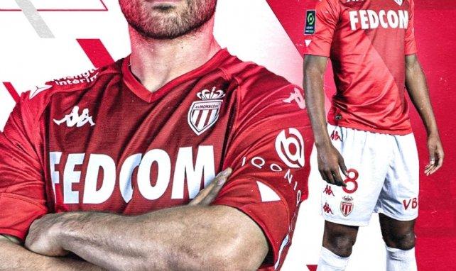 L'AS Monaco dévoile un maillot collector et sa nouvelle marque