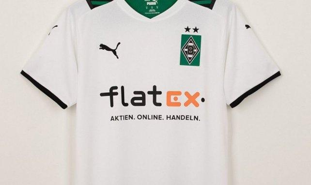 Puma dévoile le maillot domicile du Borussia Mönchengladbach pour la saison 2021-2022