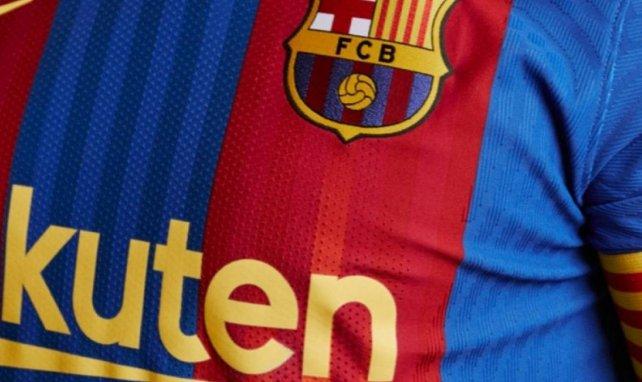 Nouveau maillot spécial Clasico pour le Barça !