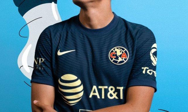 Nike révèle le nouveau maillot domicile du Club América !