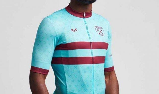 Milltag dévoile un maillot de cyclisme aux couleurs de West Ham