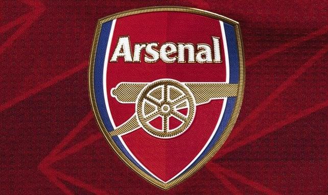 Foot - ANG - Arsenal - Le nouveau maillot domicile d'Arsenal dévoilé