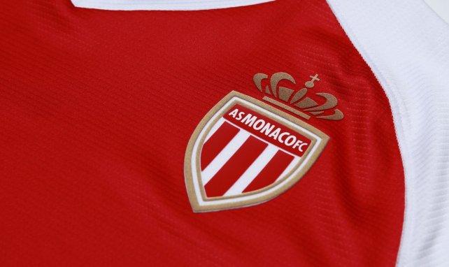 Le nouveau maillot domicile de l'AS Monaco pour 2020/2021