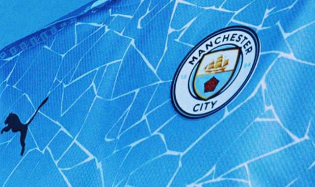 Le nouveau maillot de Manchester City pour 2020/2021